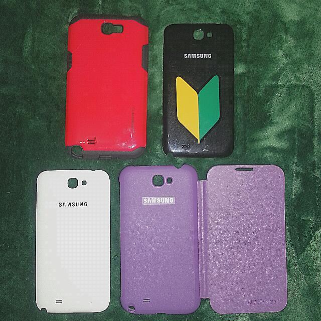 Samsung Note 2-case