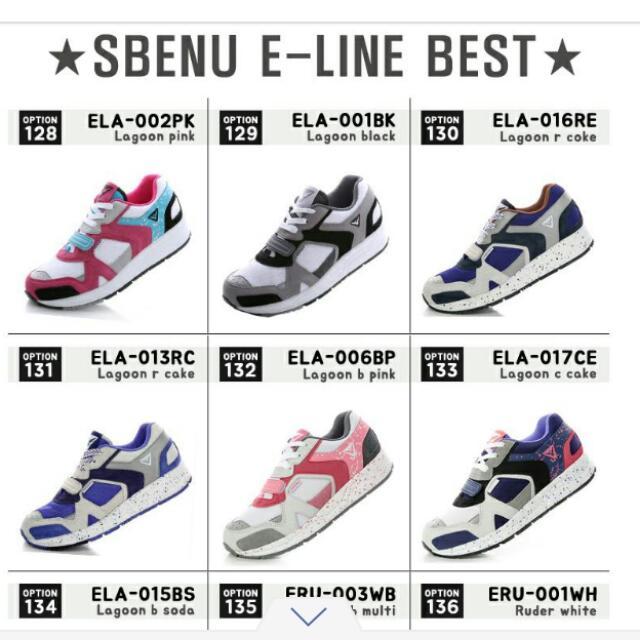 韓國❗Sbenu 球鞋🙌 韓國女團風靡款