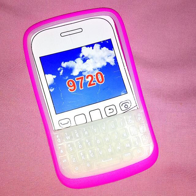Silicon Case Blackberry Samoa 9720