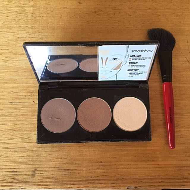 Smashbox Powder Contouring Kit
