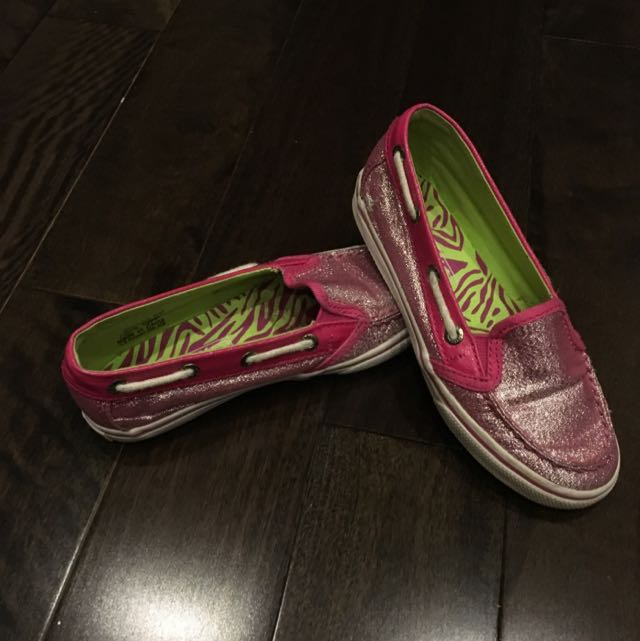 Sperry Top-sider Girls Boat Shoes
