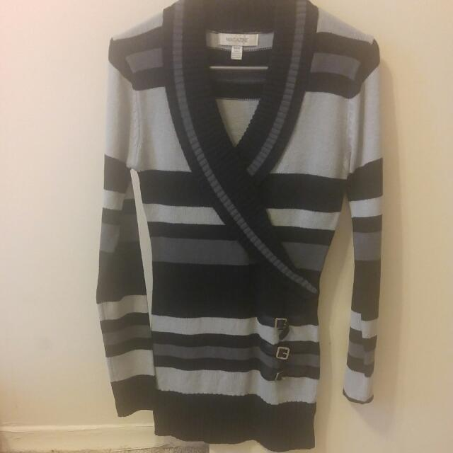 Sweater Dress Almost New Size M