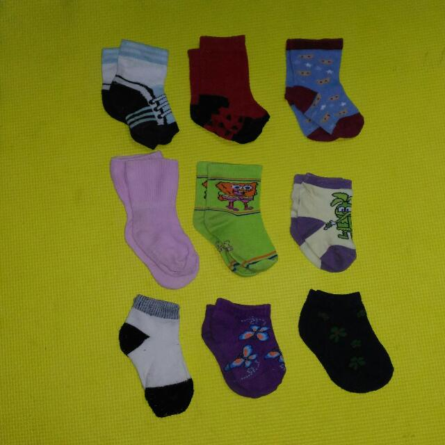 Take All Assorted Socks