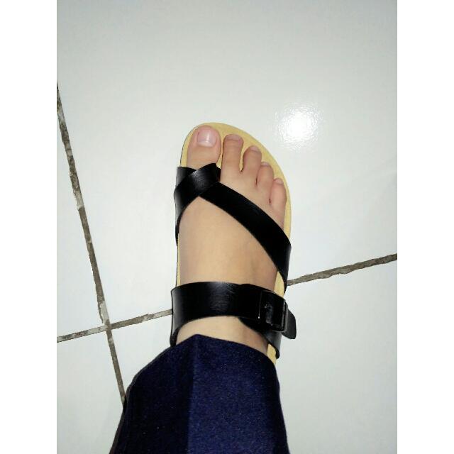 The Bakiak Sandals