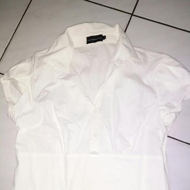 The Executive White Shirt