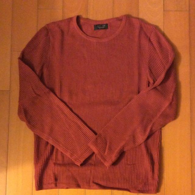 Zara 針織套頭毛衣