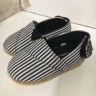 Mamol Stripe Shoes