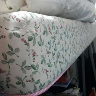 單人彈簧床