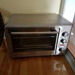 Hamilton Beach Oven
