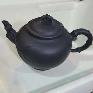 🚚 黑色紫砂壺