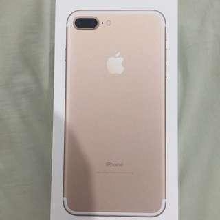 iPhone 7 Plus 32GB Brand New Read Thru Describtion