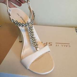 White Call It Spring Heels*reduced