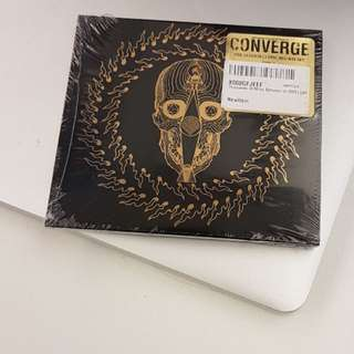 Converge Deluxe Dvd (Thousand Of Miles Between Us)