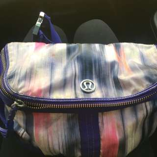Lululemon mirage Festival Bag