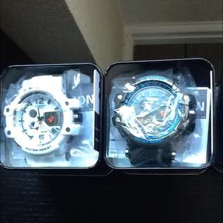 Men's Waterproof Watch