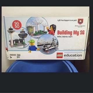 SG 50 Lego