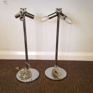 Lamps Without Shades