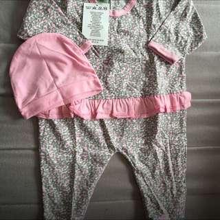 Animal Print Pyjama 6-9 Months
