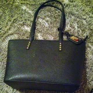 Aldo black purse