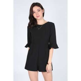 6354a13823b7 LoveBonito Bevi Bell Sleeve Playsuit