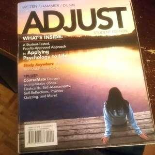 Adjust Textbook
