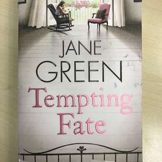 Book- Tempting fate