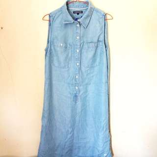 Dress Denim Tommy Hilfiger