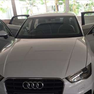 New Audi A3 For Rent Uber/Grab Ready