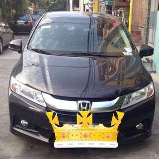 Honda city VX CVT 2015