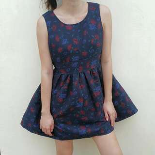 Earth Music & Ecology Floral Dress
