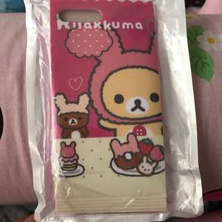 iPhone 7 Plus Rilakkuma Cover