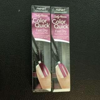 Sally Hansen Color Quick Nail Color Pen