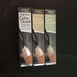 Sally Hansen Color Quick Nailcolor Pen