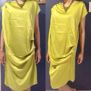 Luxy dress Semi Kaftan