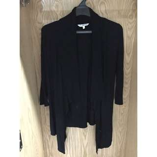 Preloved Newlook Black Outer