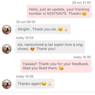 Happy Customer 😊
