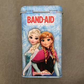 Frozen Tin for Band-Aid