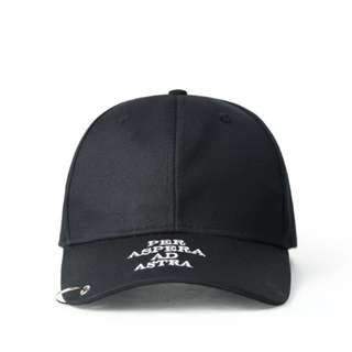Pee Aspera Ad Astra Curve Brim Golf Cap Hat Caps Hats with Adjustable Strapback