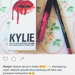Kylie Lipkit Testi