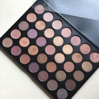 Morphe Pro Palette 35T Naked