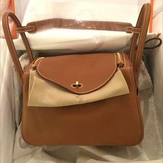 [Brand New] Hermes 26 Lindy Bag