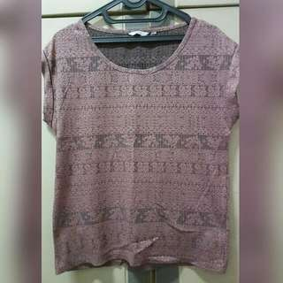 (Preloved) New Look Aztec Shirt