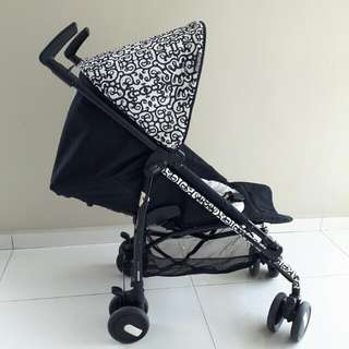 Peg Perego (Made in Italy) Stroller with Original Travel Bag