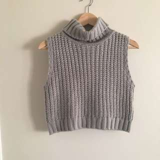 Minkpink Grey Knit