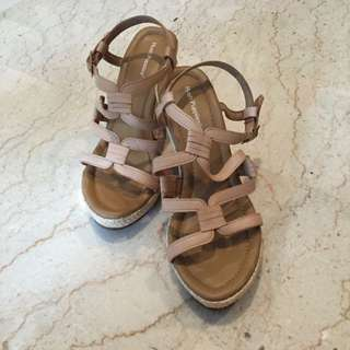 Hush Puppies Platform Sandals