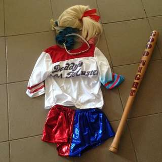 Harley Quinn Costume *PRICE NEGOTIABLE*