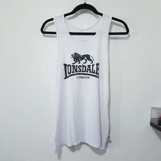 Lonsdale Womens Tank Top
