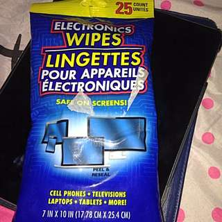 Wipes Lingettes