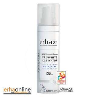 Erha Truwhite Activator Neck Cream (whitening leher)