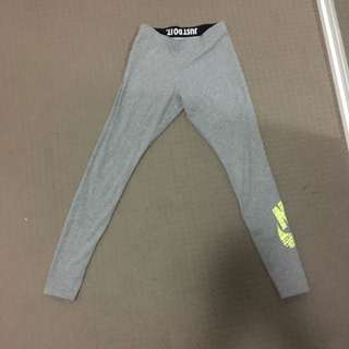 Nike Grey Tights